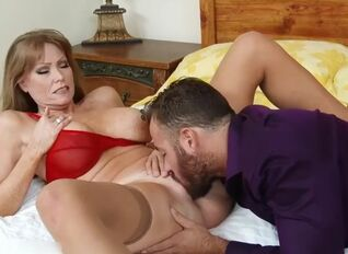Mom loves sucking cock