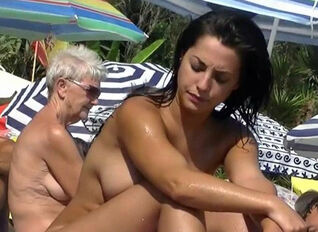 Brazilian nudist colony